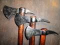 Donelson Custom Muzzleloaders Axes and Hawks for our Military